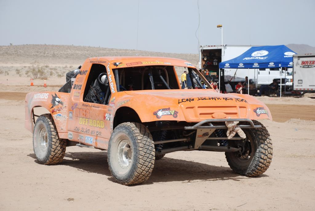 TEAM RMS RACES - THE MINT 400 - 2012